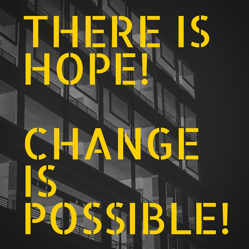 Change and Hope