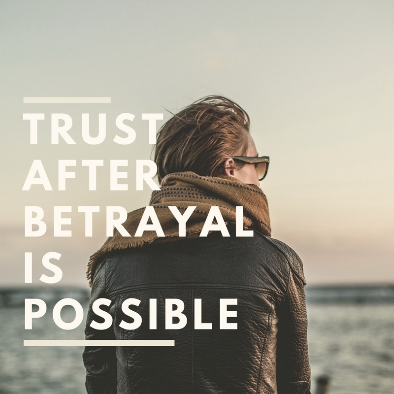 Trust After Betrayal Quotes: Mental Health